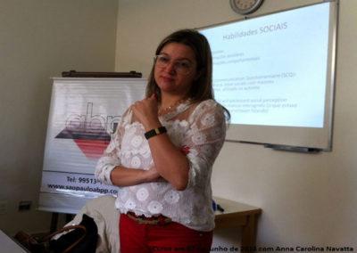 Curso com Anna Carolina Navatta