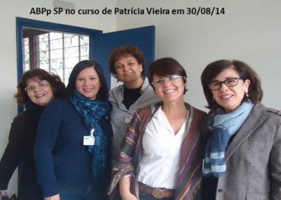 Curso de Patrícia Vieira