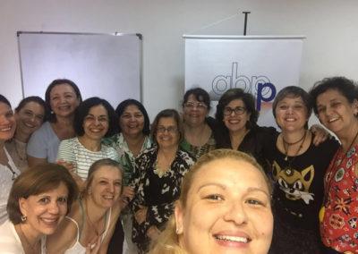 Comemoração do dia do Psicopedagogo com atividade cultural Mediação de leitura com Penélope Martins
