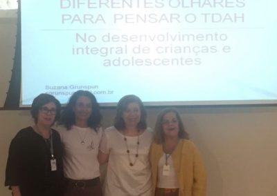 Diferentes olhares para pensar o TDAH no desenvolvimento integral de crianças e adolescentes - Dra Suzana Grunspun