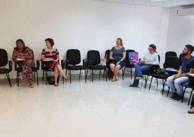 """24/02 - Curso """" Base Nacional Comum Curricular (Educação Infantil)"""" Beatriz Sampaio Ferraz; Participação: Diretoria da ABPpSP e convidados Sede ABPpSP"""