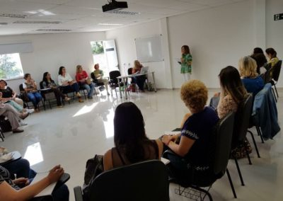 03/02 - Reunião do Projeto Social - ABPp Seção São Paulo vai à comunidade